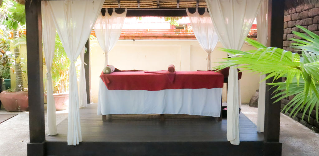 Massages et spa au Cambodge.