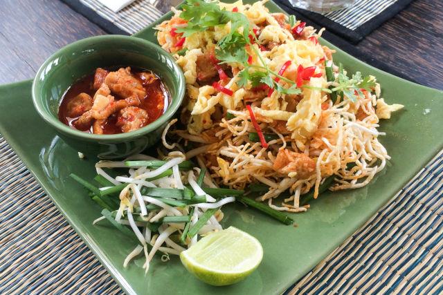 Plat cuisine cambodgienne.
