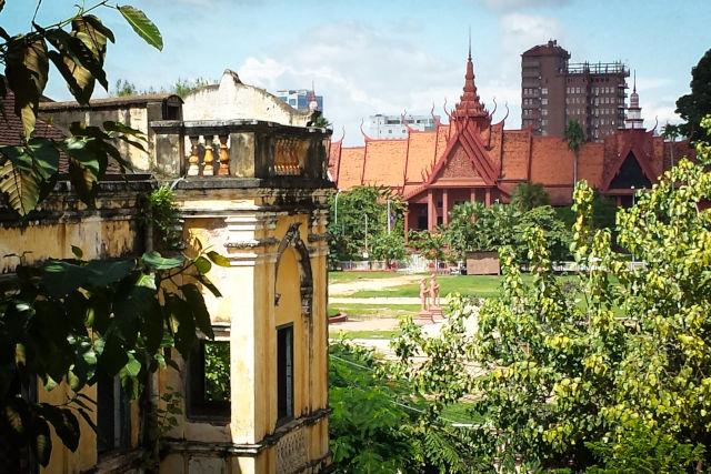 Musée national de Phnom Penh.
