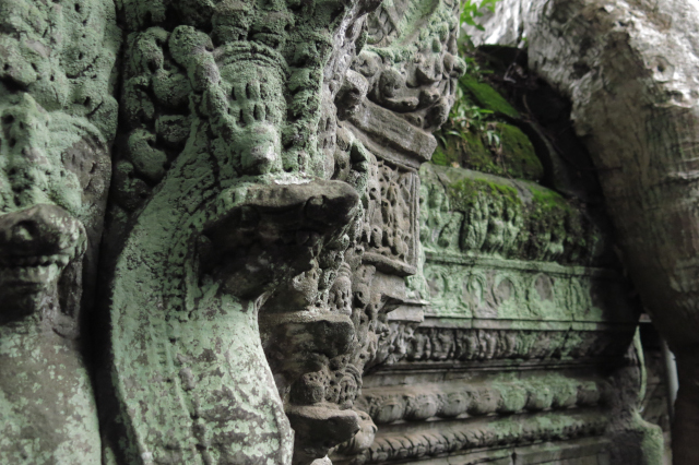 Temple d'Angkor.