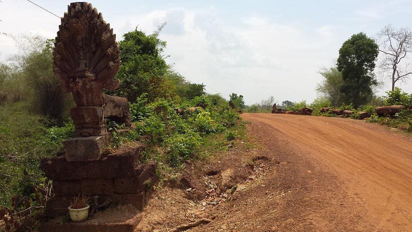 La Route 66... du Cambodge