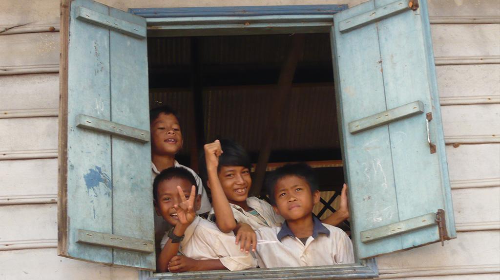 Visiter le Cambodge en famille