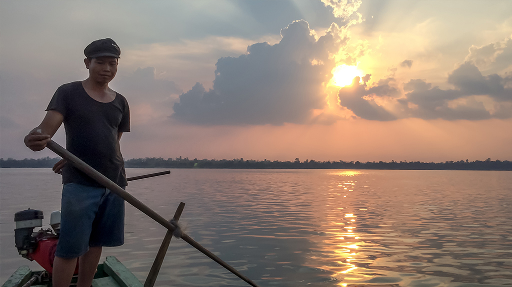 Nos étapes autrement : Kratie, Steung Treng, Preah Vihear et Mondulkiri