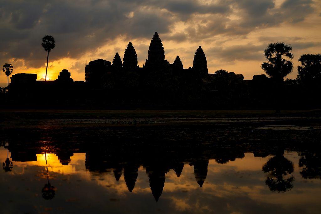 Contes & légendes du Cambodge : La légende d'Angkor Wat