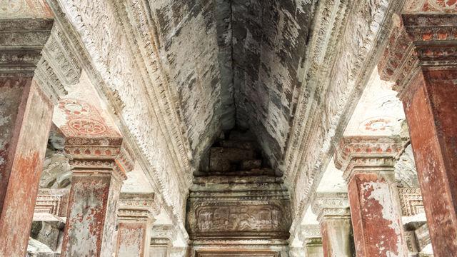 Temple Angkor Wat.