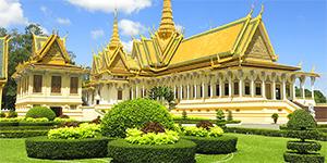 Le Centre - Cambodge