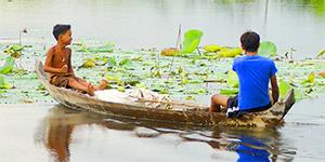 L'Est - Cambodge