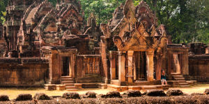 Le Nord-Ouest - Cambodge