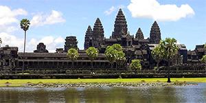 Siem Reap et Angkor - Cambodge