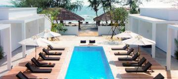 Vos hôtels  sur la côte du Cambodge