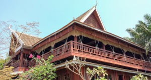 Les Hôtels dans le Nord Est du Cambodge.