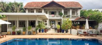Vos hôtels  dans l' Ouest du Cambodge