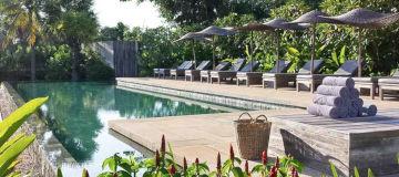 Les Hôtels à Siem Reap et Angkor.