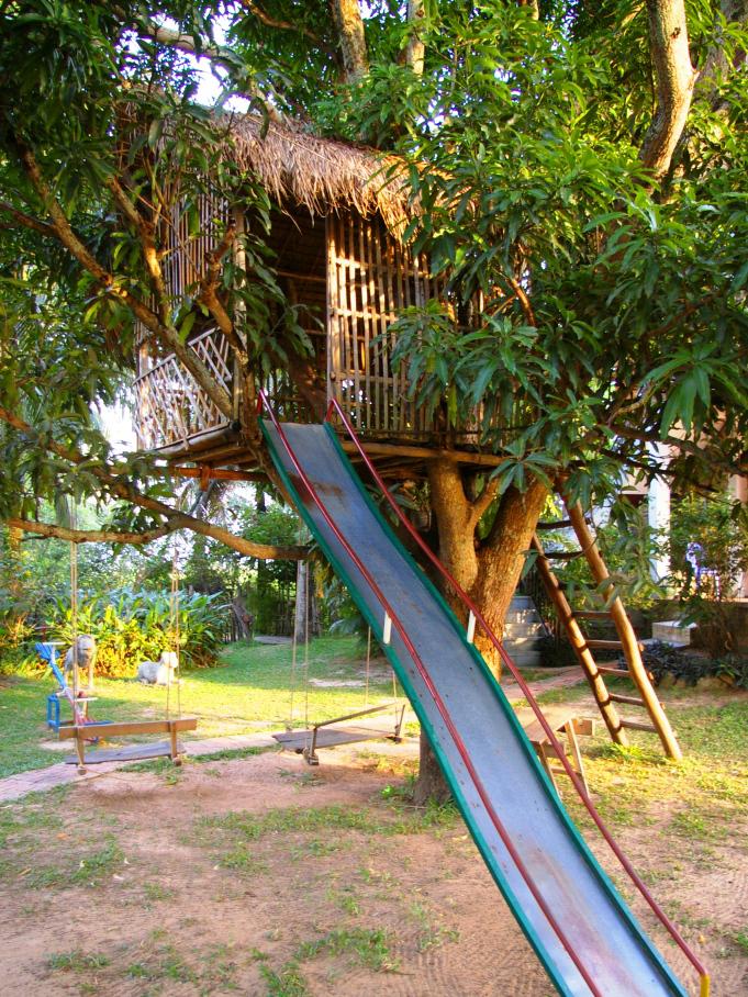 hébergement familiale Kampot