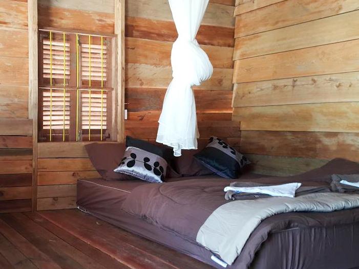 interieur bungalow koh rong