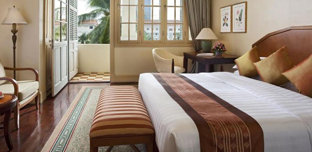 Les hôtels internationaux au Cambodge.