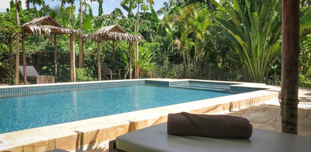 Hôtels de charme de catégorie supérieure au Cambodge.