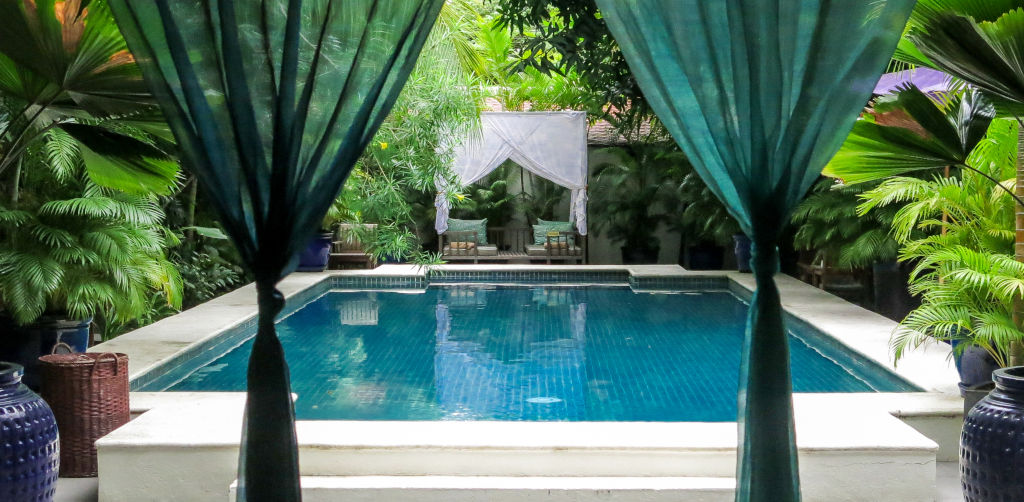 Vos hôtels de charme au Cambodge