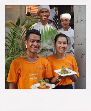 ONG Agir pour le Cambodge.